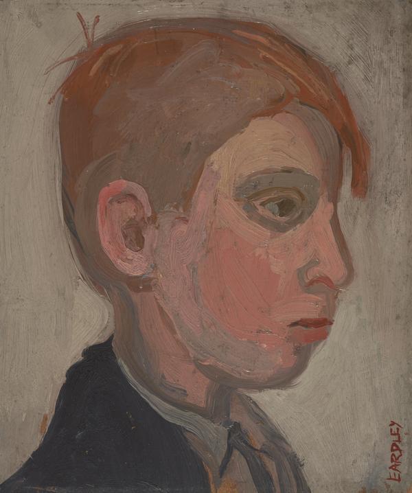 Boy's Head 'A Glasgow Boy'