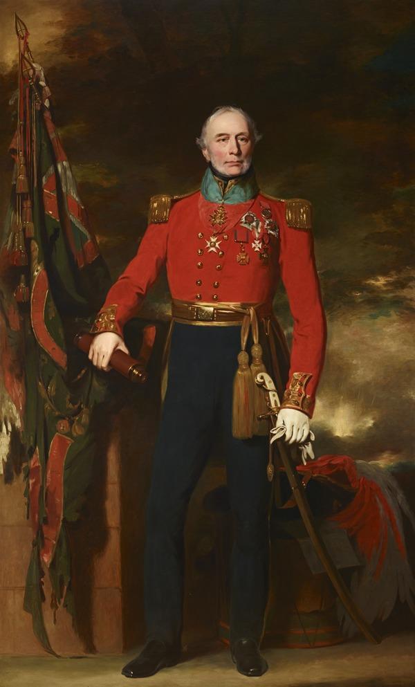 General Sir Neil Douglas, 1779 - 1853. Soldier
