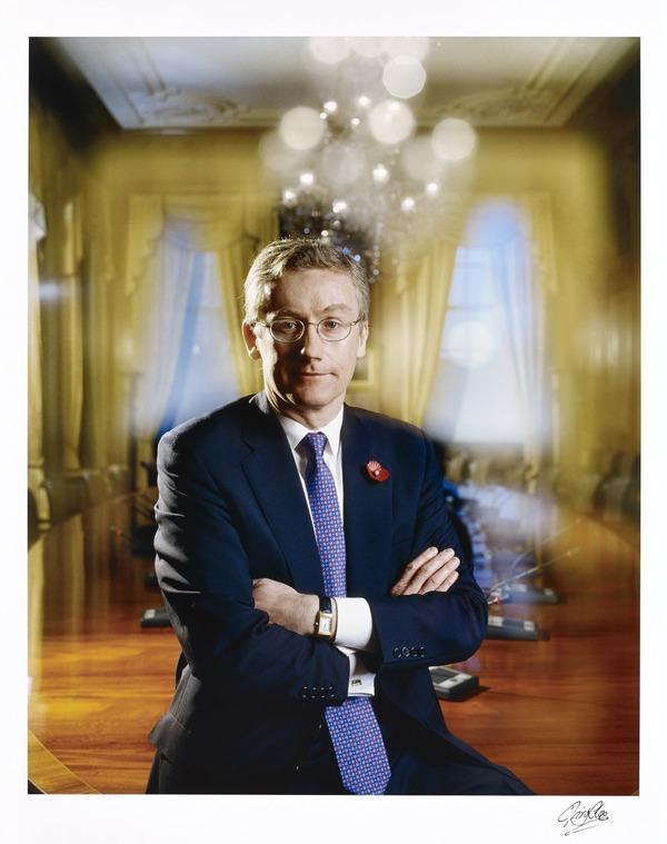 Sir Fred Goodwin, born 1958 (2005 (printed 2008))