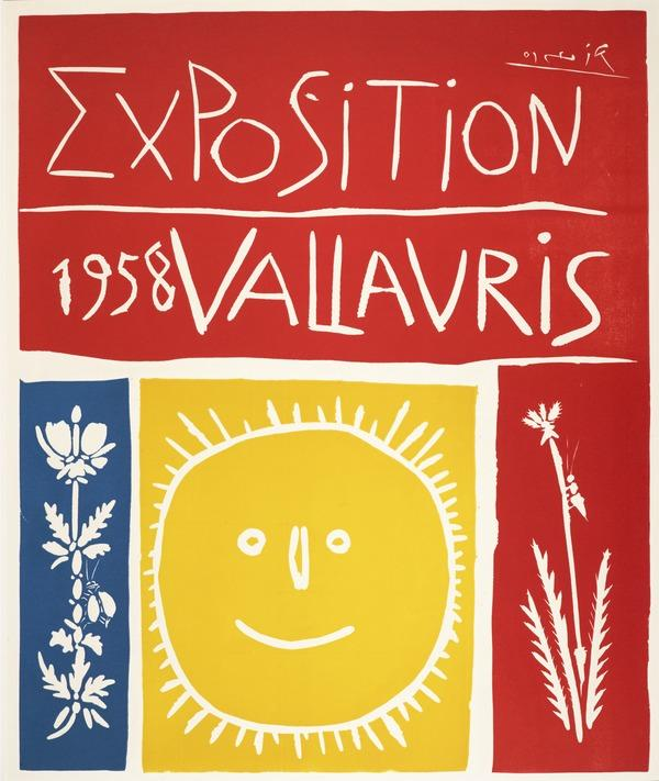 Exposition Vallauris, 1958 (1958)