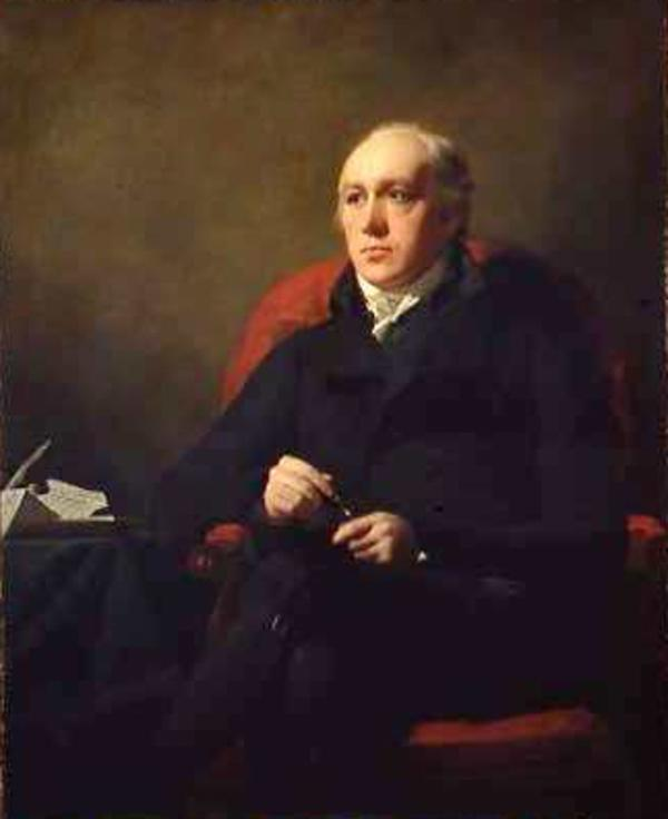 Charles Hope, Lord Granton, 1763 - 1851. Lord President of the Court of Session (About 1804)