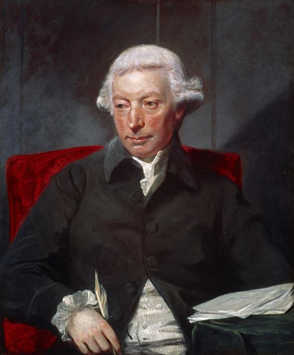 Professor Adam Ferguson [Adhamh MacFhearghais], 1723 - 1816. Philosopher and author