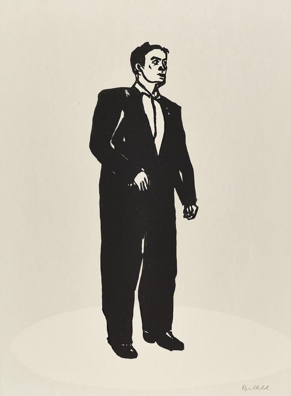 Stehender Mann [Standing Man] (2004)