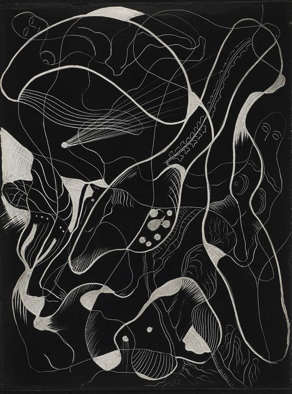 Untitled (Composition) (About 1930)