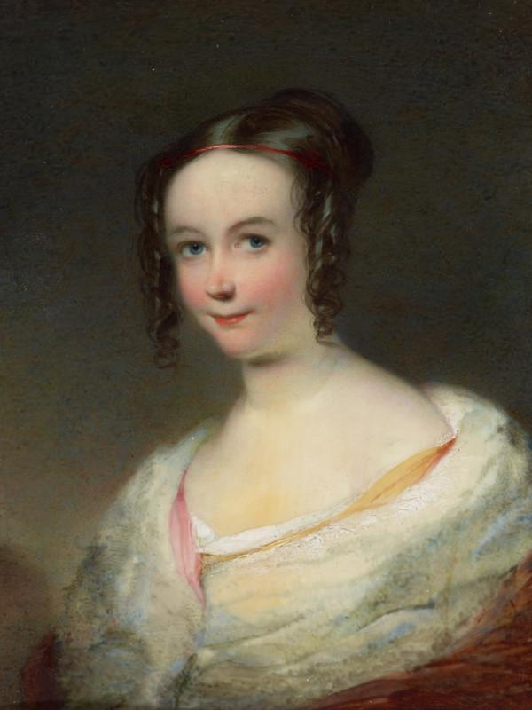 Called Mrs Lockhart (About 1835)