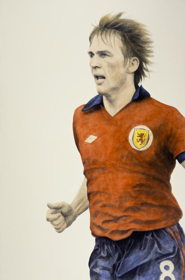 Kenny Dalglish, born 1951. Footballer (2003)