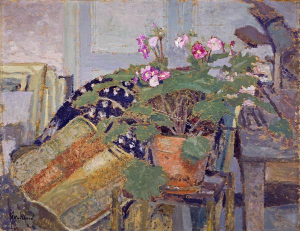 Le Pot de fleurs [Pot of Flowers]