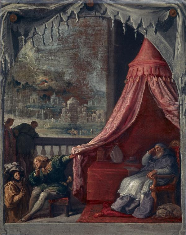 The Dream of Saint Hugh, Bishop of Grenoble (1626 - 1632)