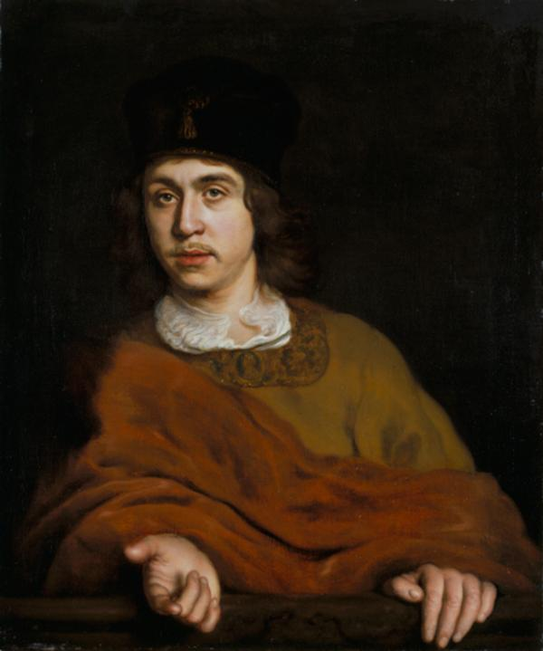 A Young Man in a Fur Cap (Dated [1]649)