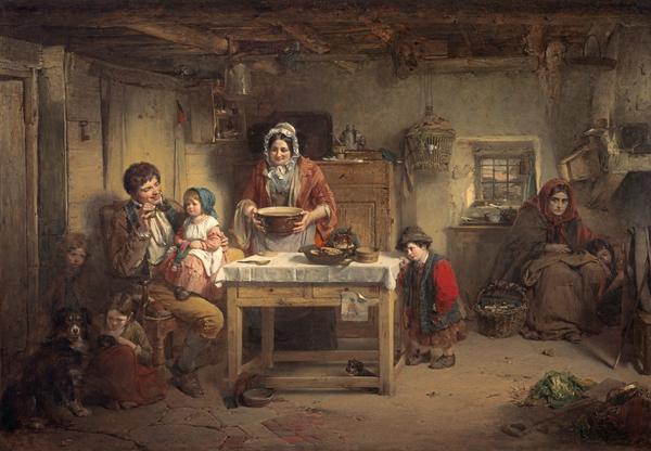Home and the Homeless (1856)