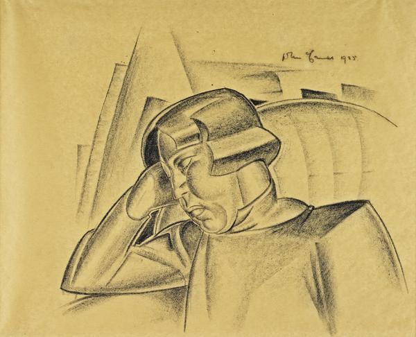 Agnes Miller Parker, 1895 - 1980. Artist (Dated 1925)