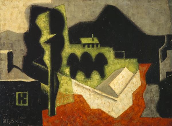Paysage [Landscape] (About 1921)