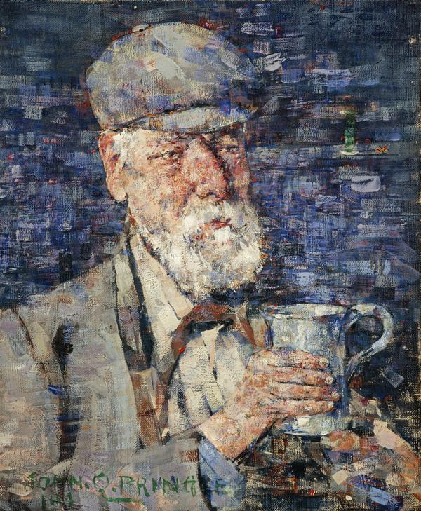 Study of a Head (or Man with a Drinking Mug) (1904 [?])