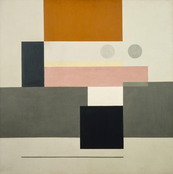 Komposition 14 (Composition 14) (1925)