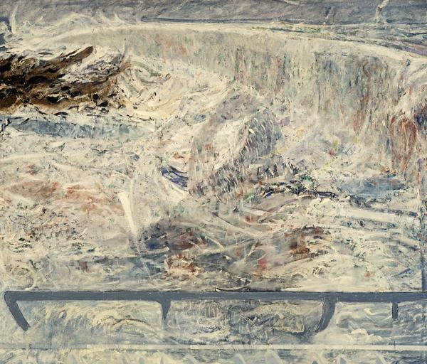 The Covering Sea I (1982 - 1983)