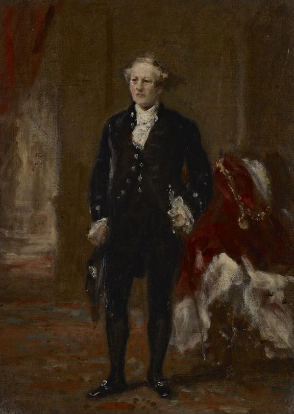 Sir James Bain (1817 - 1898) (probably 1870s)