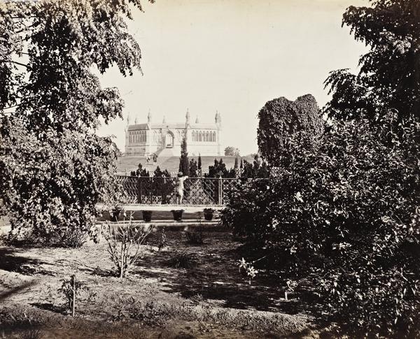 Memorial Well, Cawnpore, India (1865 - 1866)