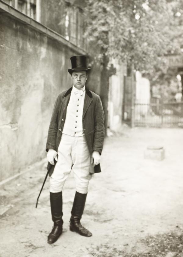 Jockey, about 1930 (about 1930)