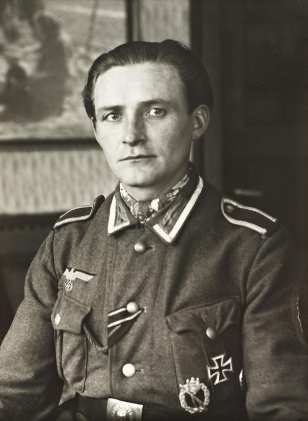 Non-Commissioned Officer, about 1944 (about 1944)