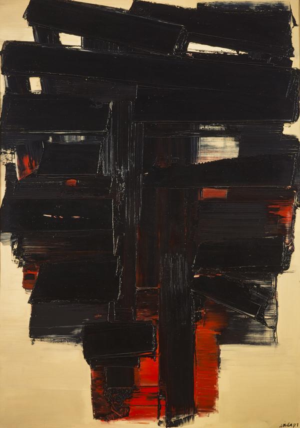 Peinture, 3 Novembre 1958 [Paintings, 3 November 1958] (1958)