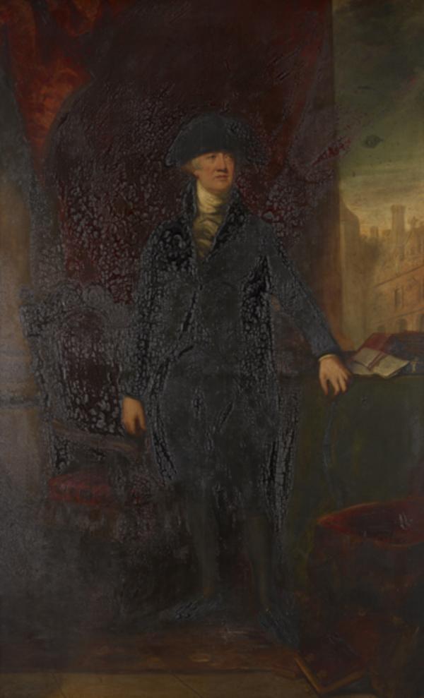 James Hamilton, 1749 - 1835. Physician (Painted 1832)