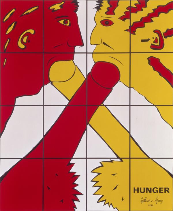 HUNGER (1982)