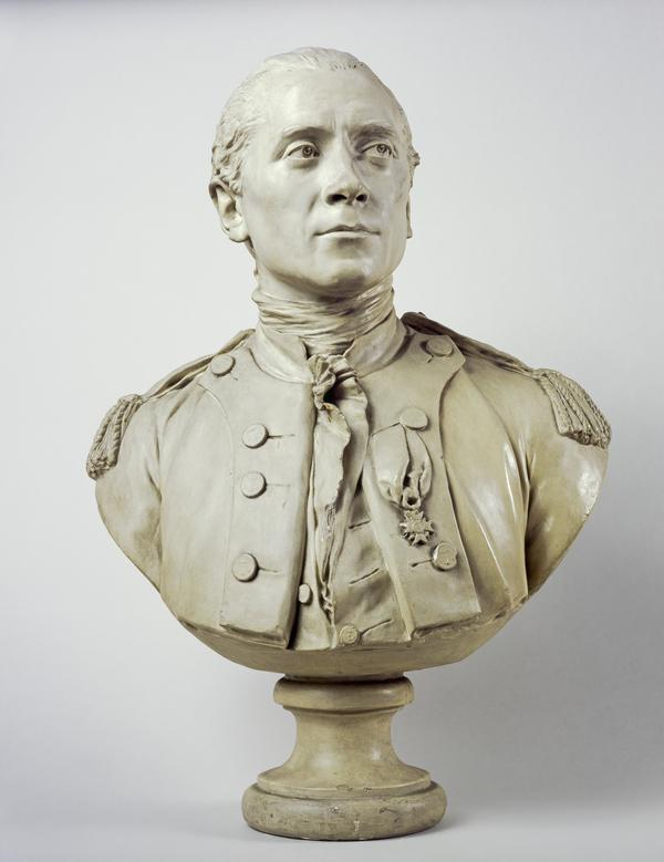 John Paul Jones, 1747 - 1792. Naval adventurer (Dated 1780)