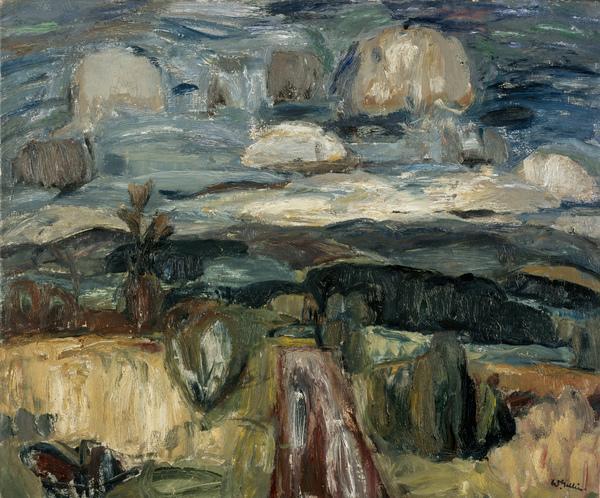 Near Durisdeer (About 1932)