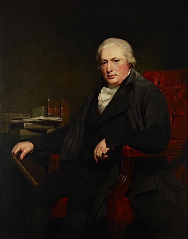 Professor Andrew Dalzel, 1742 - 1806. Classical scholar (1797 - 1798)