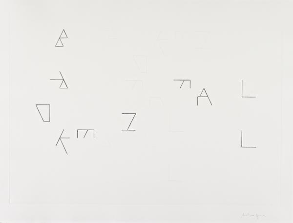Untitled (Broken Fall Broken) (2006)