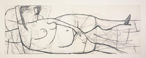 Reclining Nude (1956)