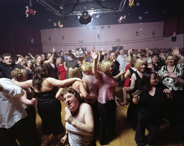 Port Glasgow Town Hall Christmas Party (2005)