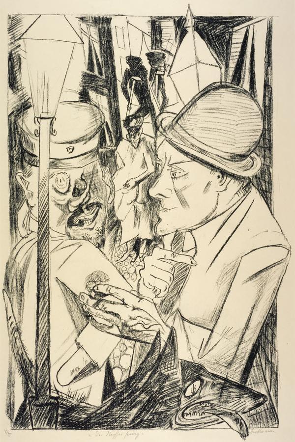Die Hölle (Hell): Der Nachhauseweg (The Way Home) (1919)