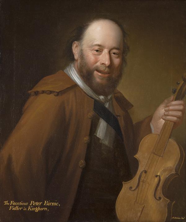 Patie Birnie, the Fiddler of Kinghorn (d. in or before 1721)