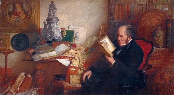 David Laing, 1793 - 1878. Antiquary (1862)