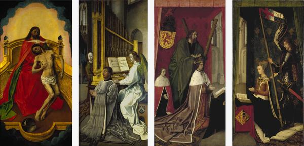 The Trinity Altarpiece (about 1478 - 1479)