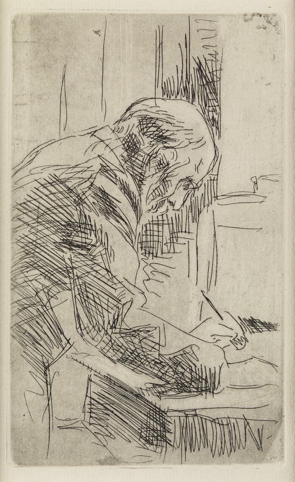 Le Graveur (About 1930)