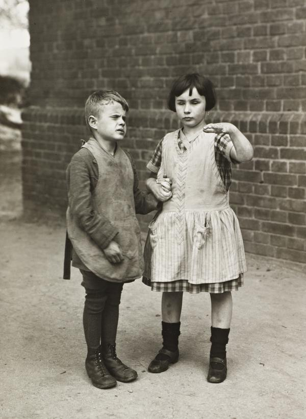 Children Born Blind, c.1930 (about 1930)
