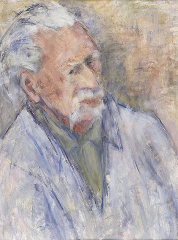 Tom Scott, 1918 - 1995. Poet (About 1994)