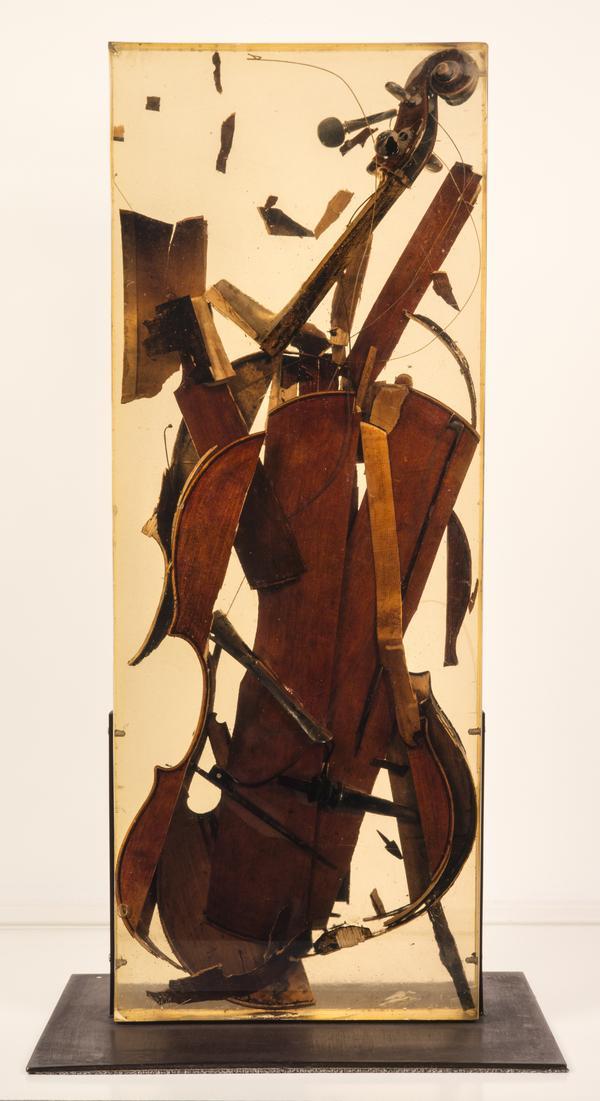 Violoncelle dans l'espace [Cello in Space] (1967 - 1968)