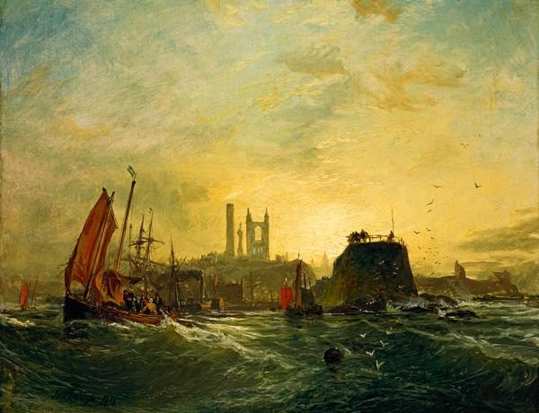 Off St Andrews (Dated 1856)