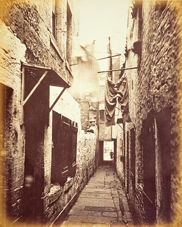 Close No. 101 High Street, Glasgow (1868 - 1871)