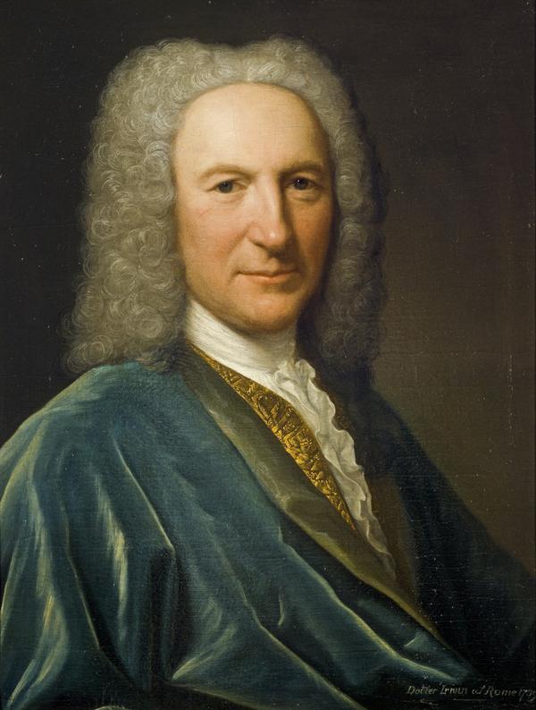 Dr John Irwin, d. 1759. Physician to the Stuarts at Rome