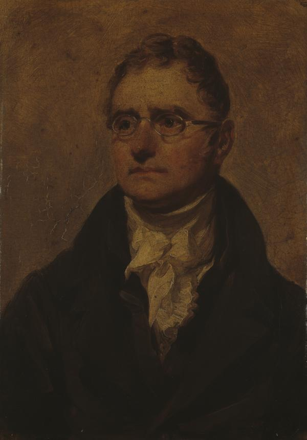 George Thomson, 1757 - 1851. Collector of Scottish songs (about 1820)
