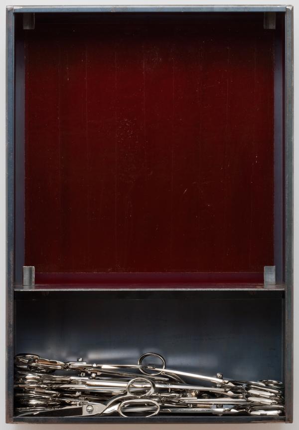 Untitled (Scissors) (2004)
