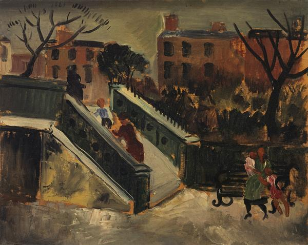 The Steps, Chelsea (1927)