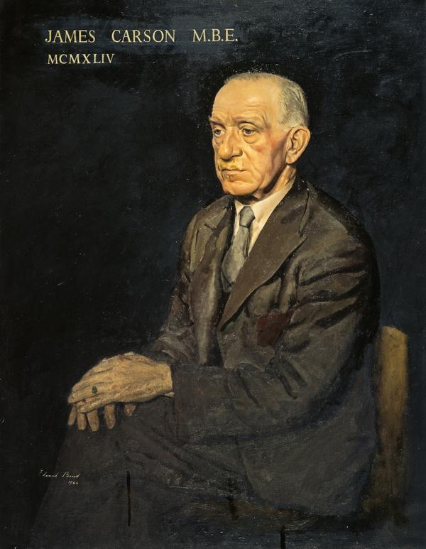 James Carson MBE (1944)