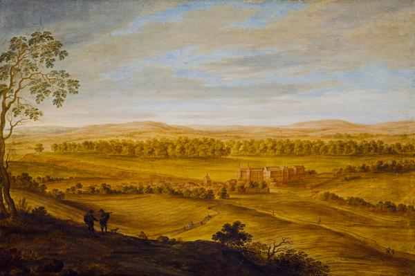 Falkland Palace and the Howe of Fife (About 1639)