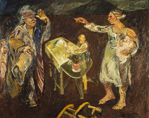 A Family Dispute (About 1948)