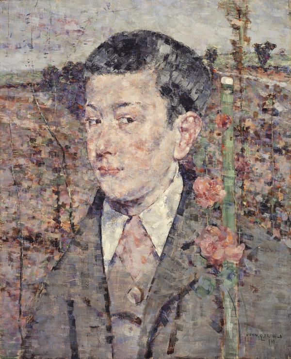 Portrait of a Boy (1910)